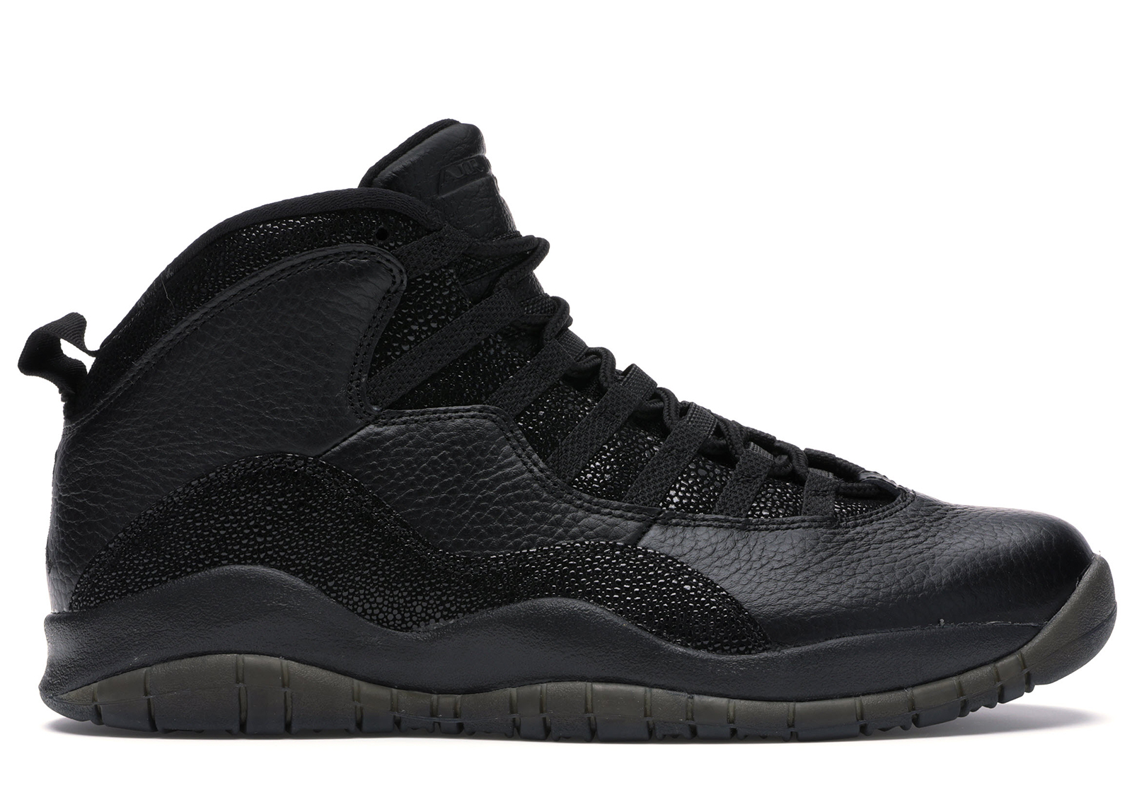 Jordan 10 Retro Drake OVO Black
