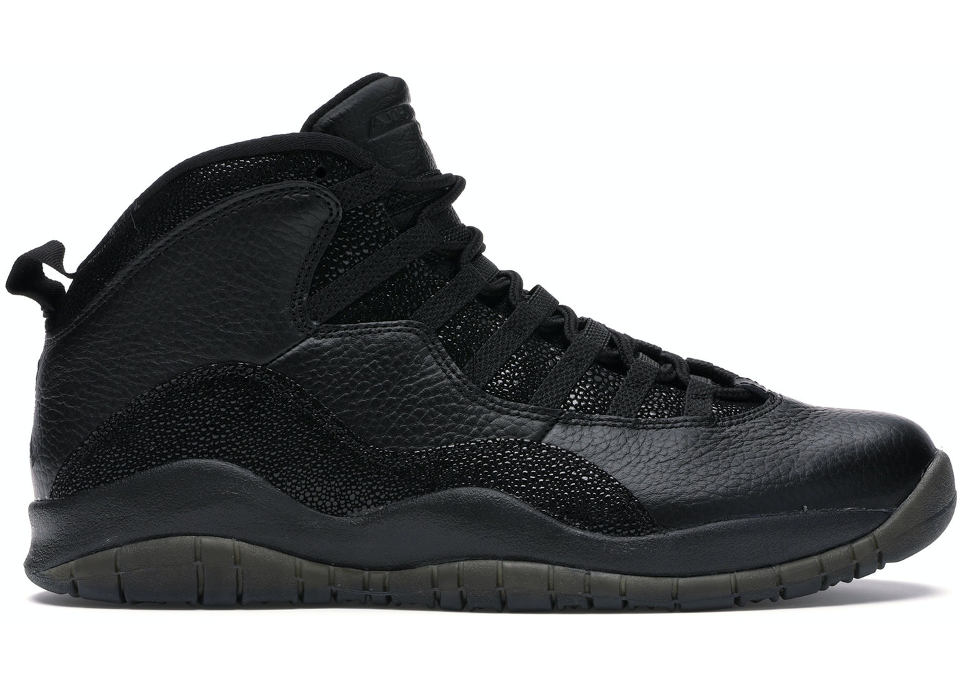 best loved 11e5a 0927d Jordan 10 Retro Drake OVO Black