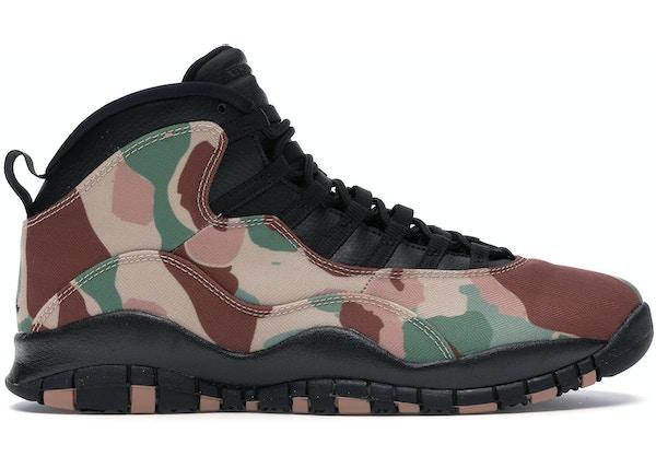 online store a3877 2529e Buy Air Jordan 10 Shoes & Deadstock Sneakers
