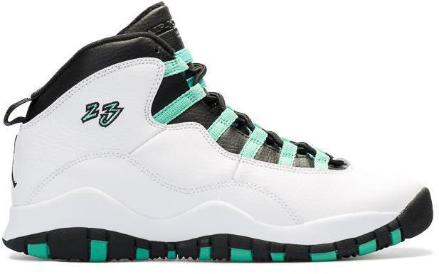 Jordan 10 Retro Verde (GS)