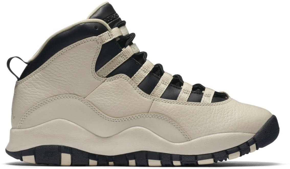 Jordan 10 Retro Heiress Pearl (GS)