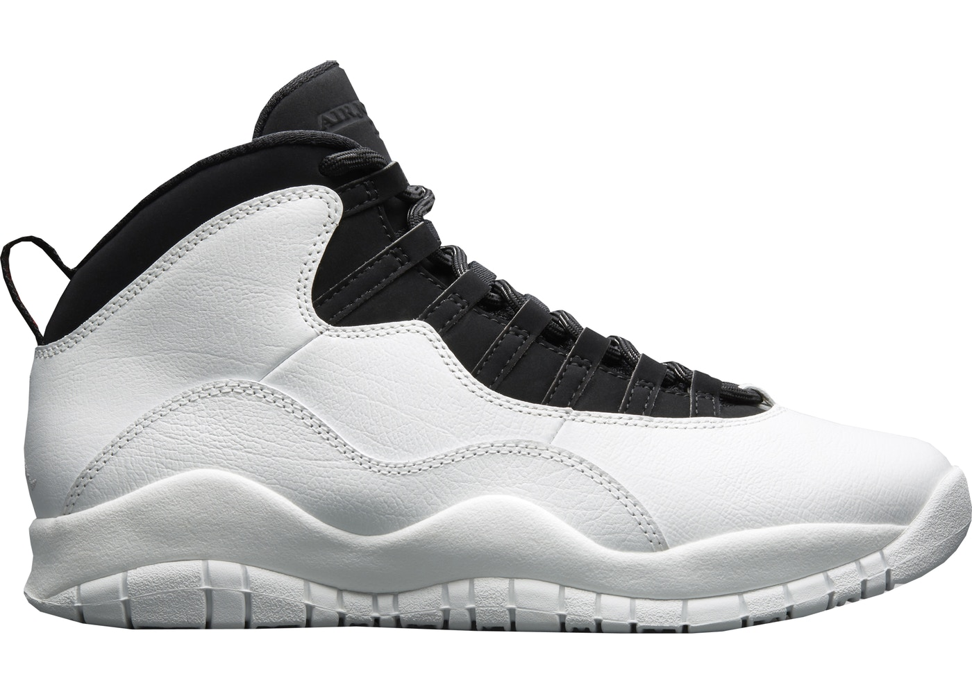 timeless design 9d1c5 52163 Jordan 10 Retro I'm Back