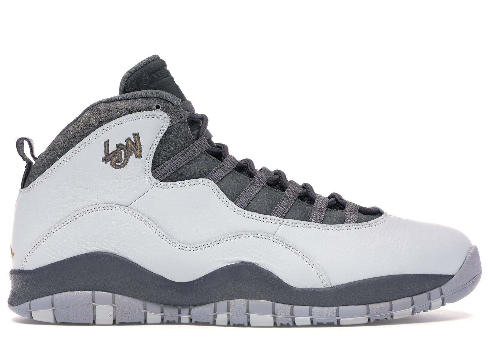 Jordan 10 Retro London - 310805-004