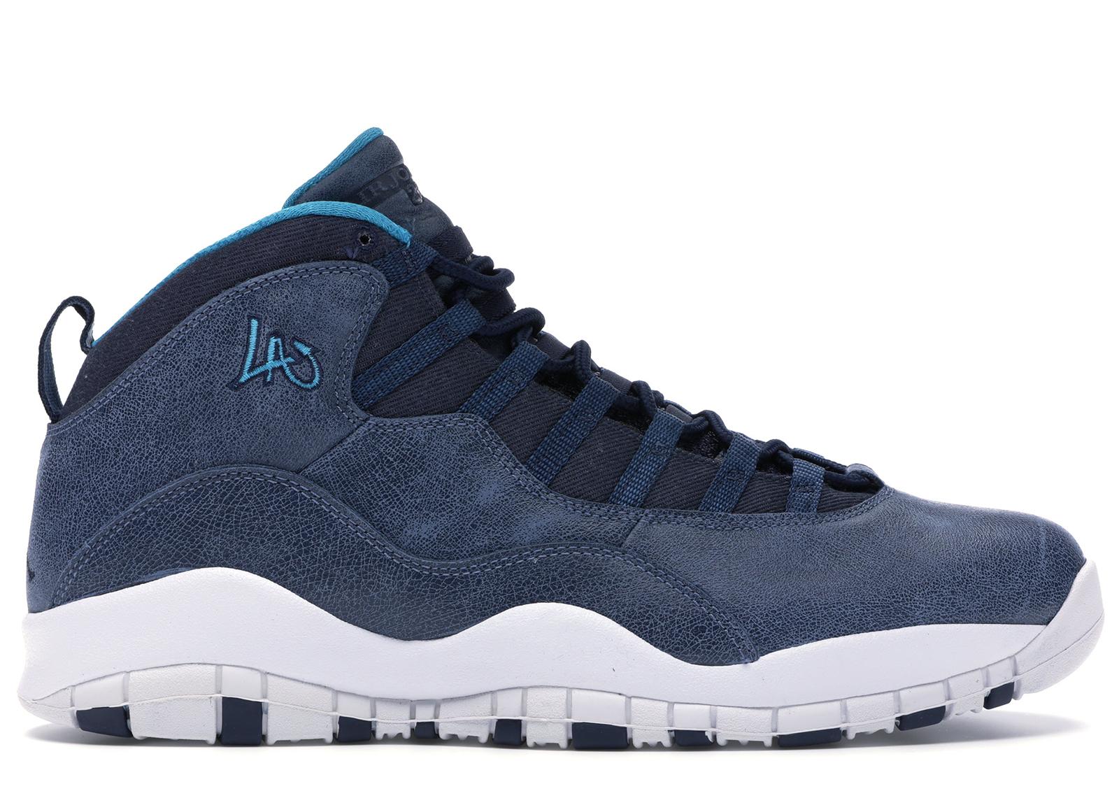Jordan 10 Retro Los Angeles - 310805-404