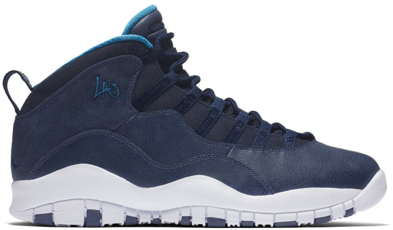 Jordan 10 Retro Los Angeles