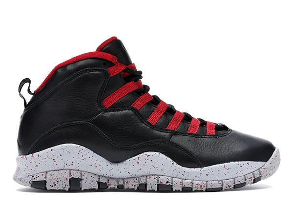 Jordan 10 Retro PSNY Black - AJ10-537687