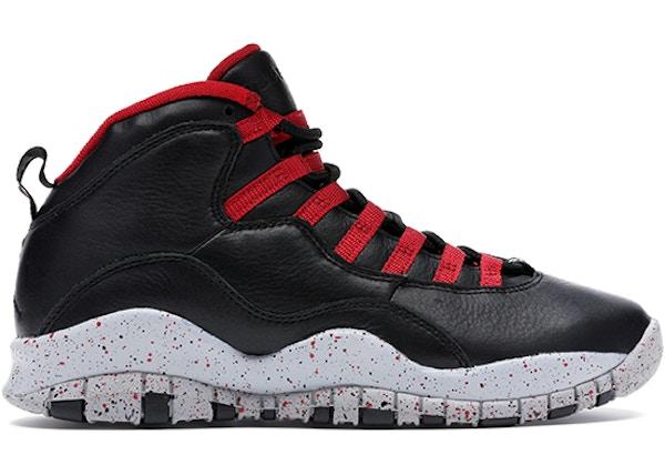 best service 9b088 34abe Jordan 10 Retro PSNY Black