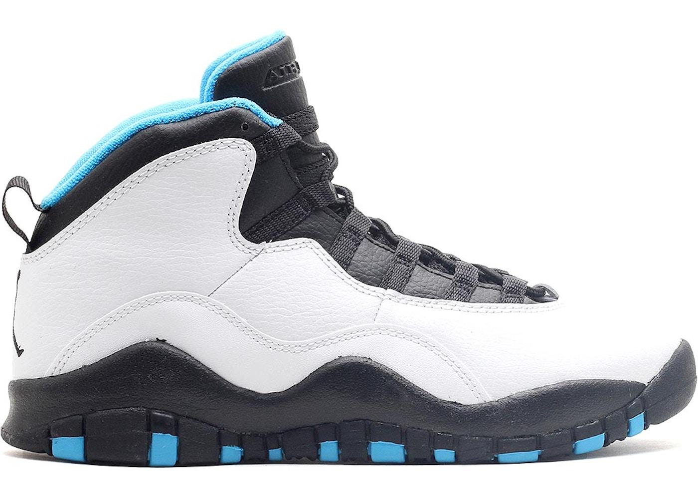 00867712b3a Air Jordan 10 Shoes - Most Popular