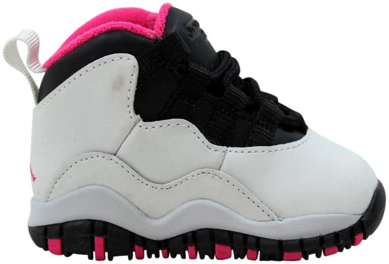 Air Jordan 10 Retro Pure Platinum Vivid