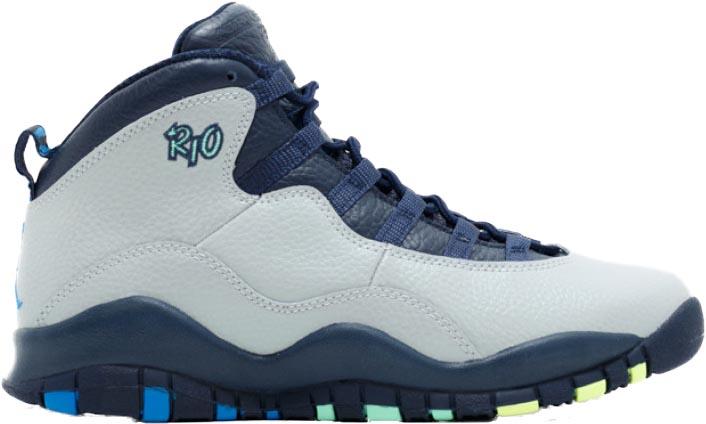 Jordan 10 Retro Rio (GS) - 310806-019