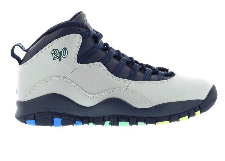 Jordan 10 Retro Rio - 310805-019