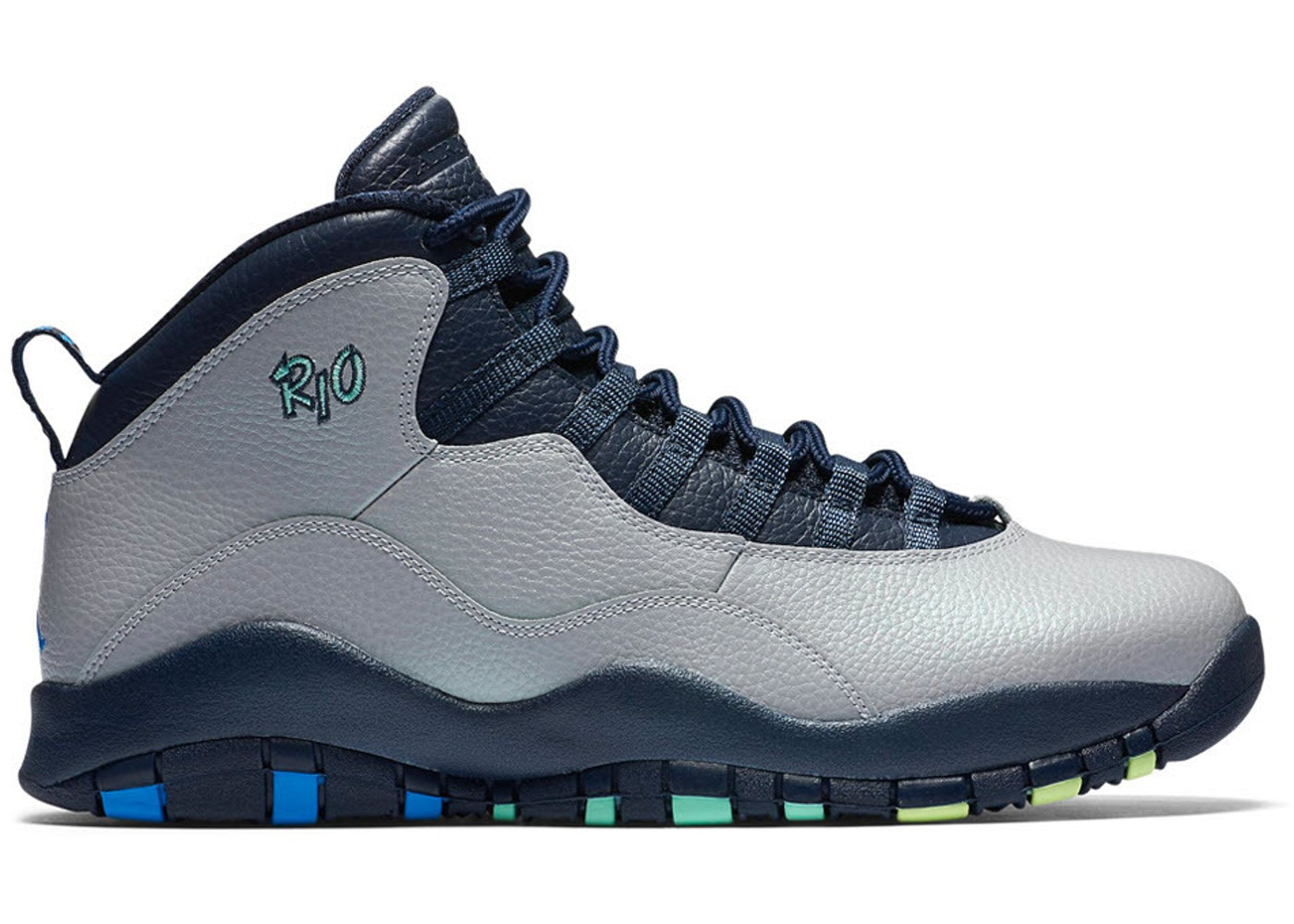 hot sale online c10e9 c2831 Jordan 10 Retro Rio