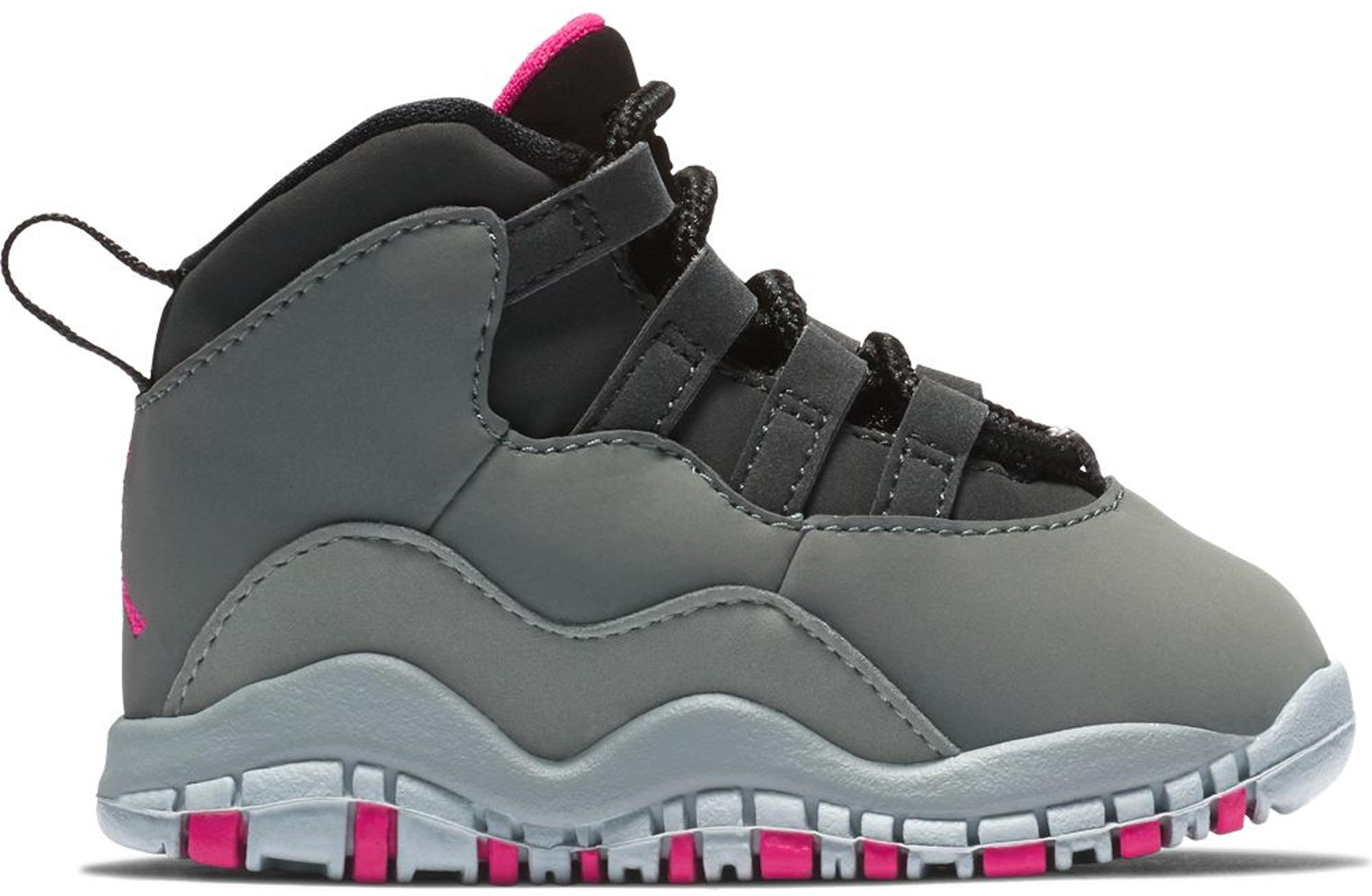 Jordan 10 Retro Rush Pink (TD)