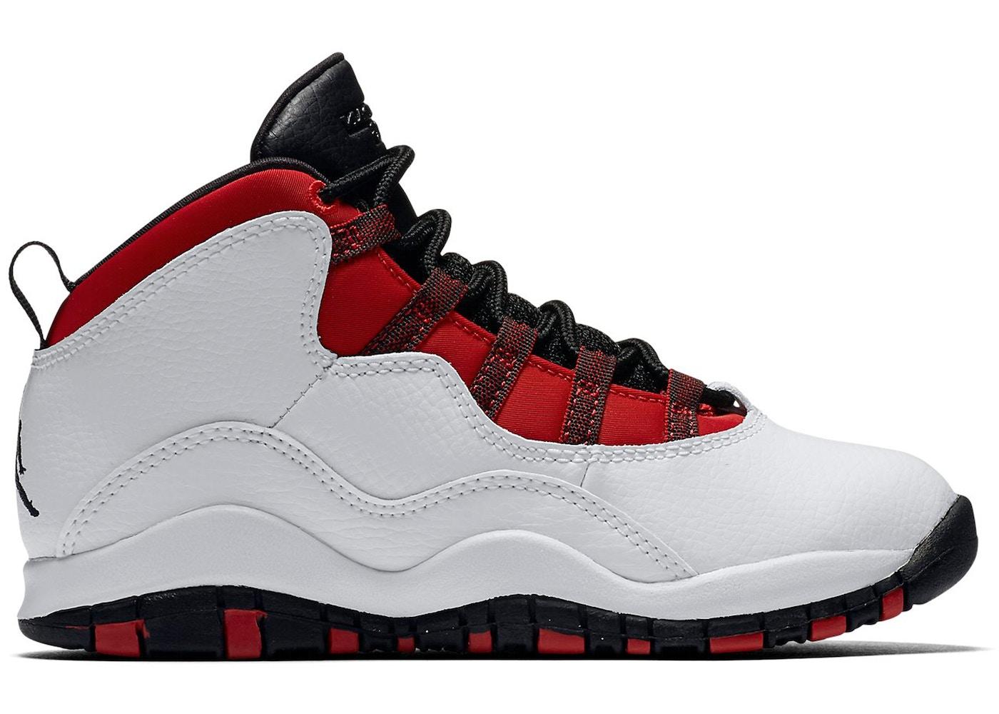 b79f1180952 Air Jordan 10 Shoes - Release Date