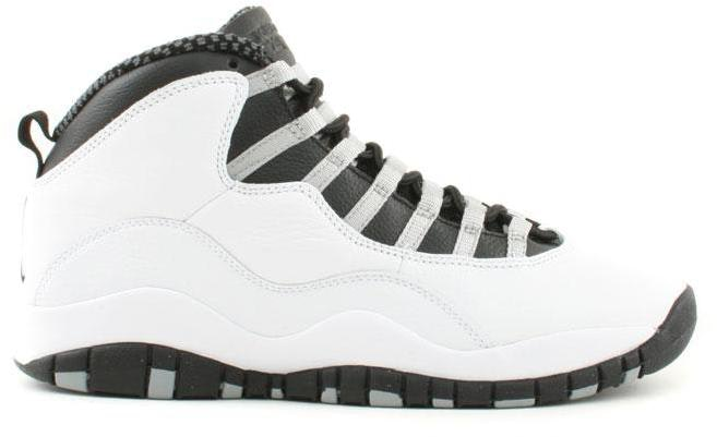 Jordan 10 Retro Steel (2005)