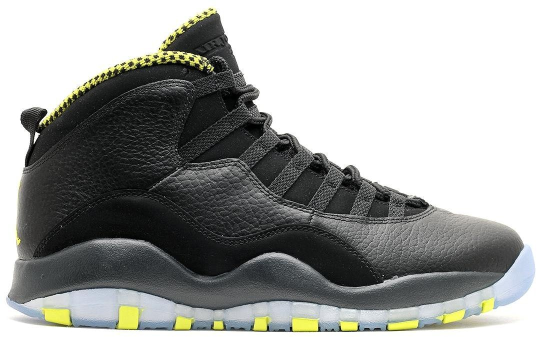 Jordan 10 Retro Venom Green