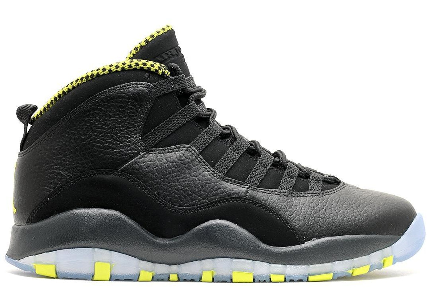 on sale 6deb7 10732 Jordan 10 Retro Venom Green