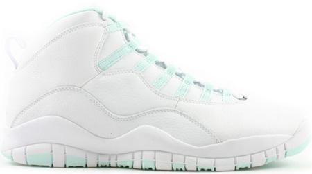 Jordan 10 Retro Ice Green (W) - 311770-131