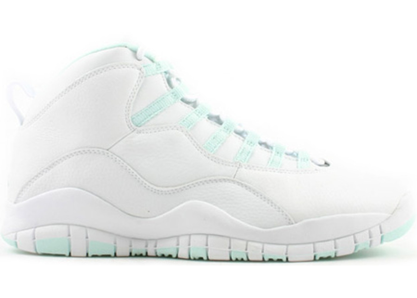 buy popular 858ba f5c29 Jordan 10 Retro Ice Green (W)