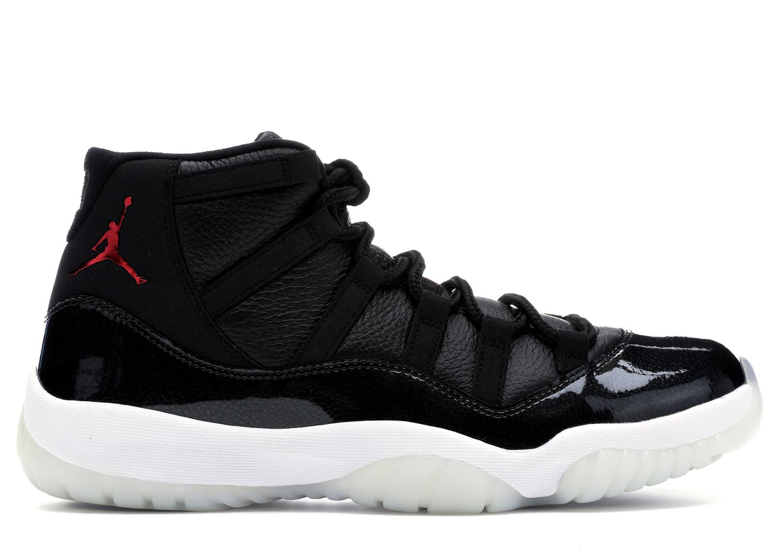 Jordan 11 Retro 72-10 - 378037-002
