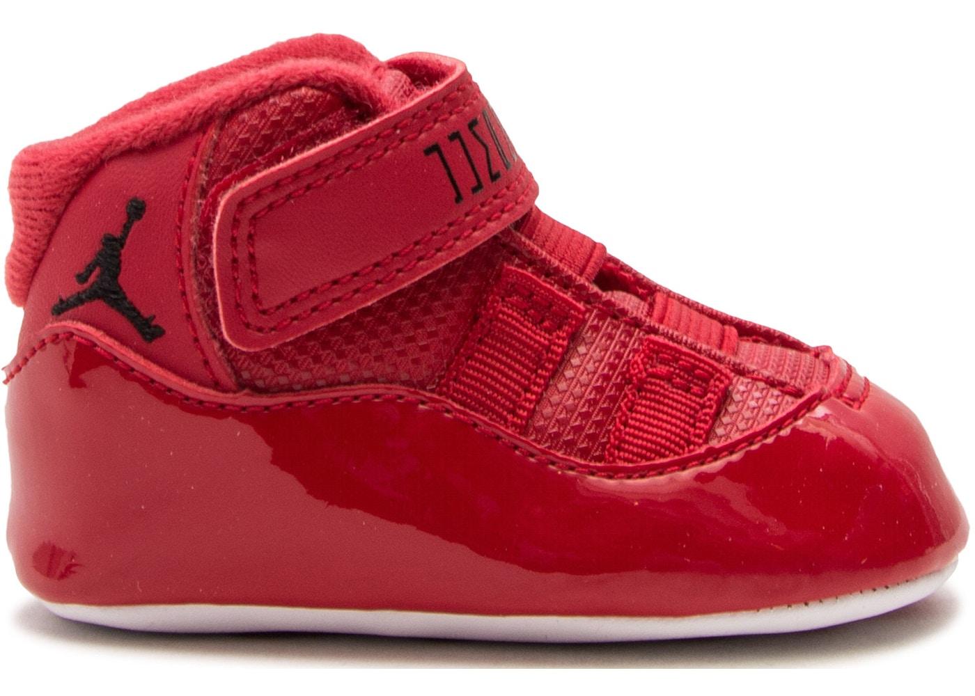 superior quality e7a4b e9ba8 Jordan 11 Retro Chicago Win Like 86 (I) Pack - 378049-623