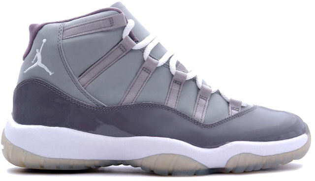 air jordan 11 cool grey 2001