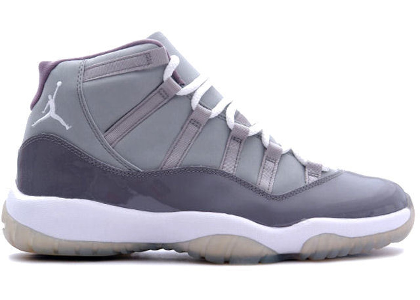 designer fashion a4381 b6d92 Jordan 11 Retro Cool Grey (2001)