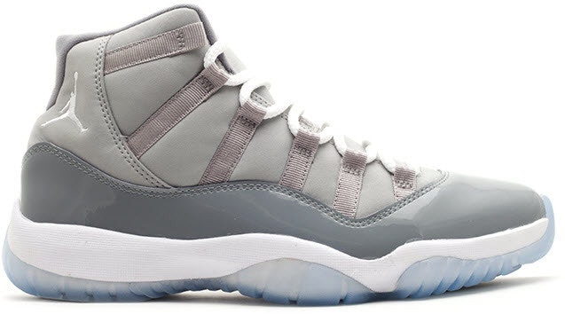 Jordan 11 Retro Cool Grey (2010)