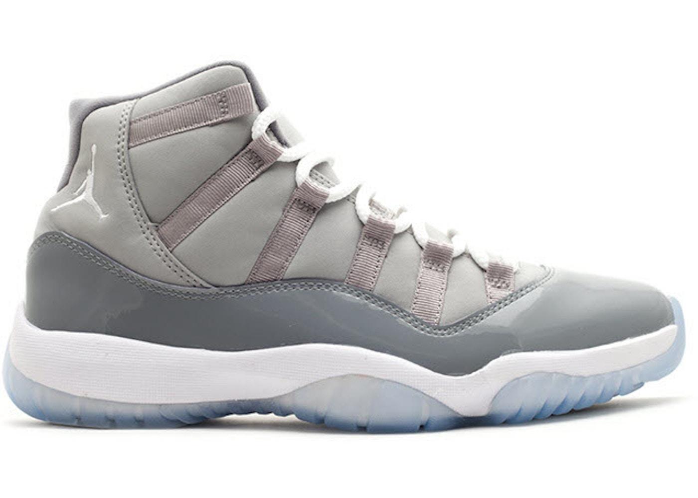 Air Jordan 11 Size 18 Shoes - Average Sale Price 7e5558064