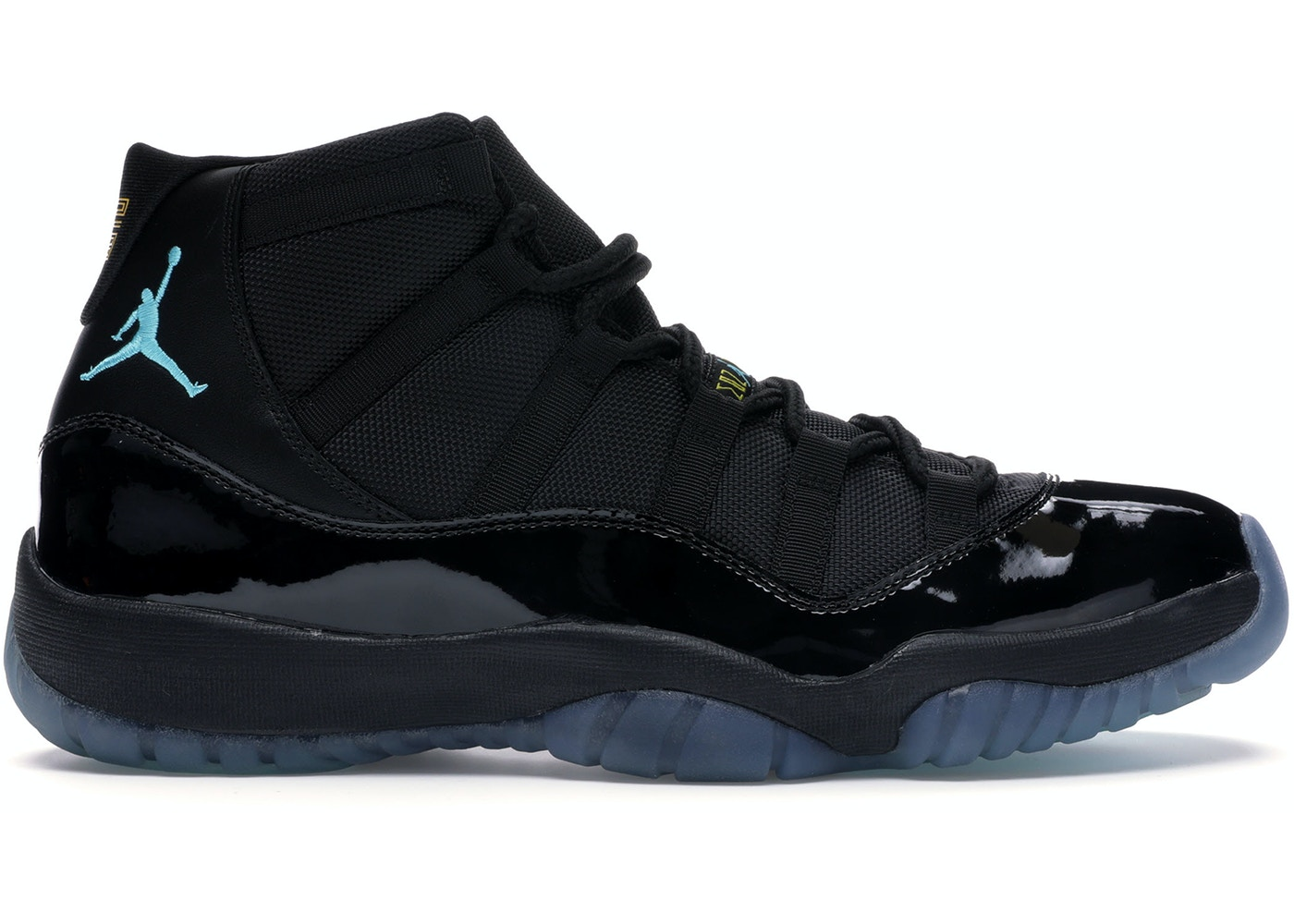 50% price size 40 latest design Jordan 11 Retro Gamma Blue