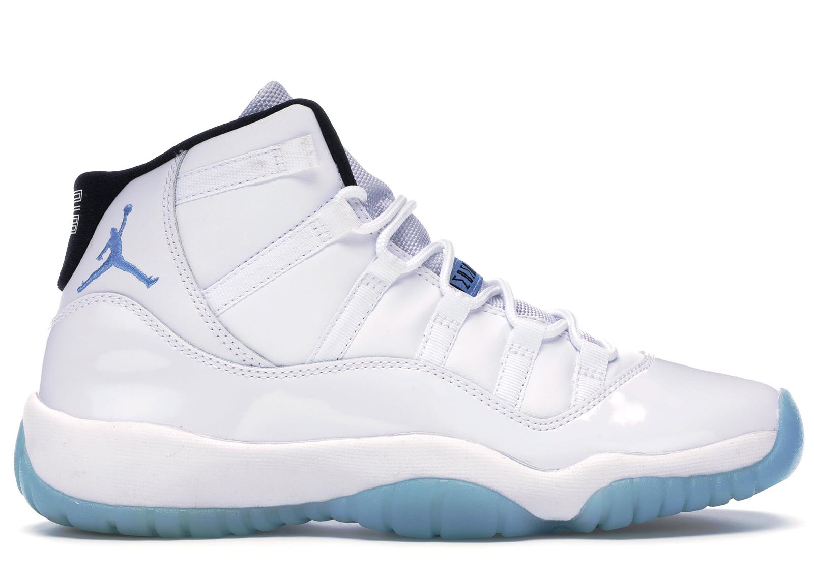 Jordan 11 Retro Legend Blue 2014 (GS