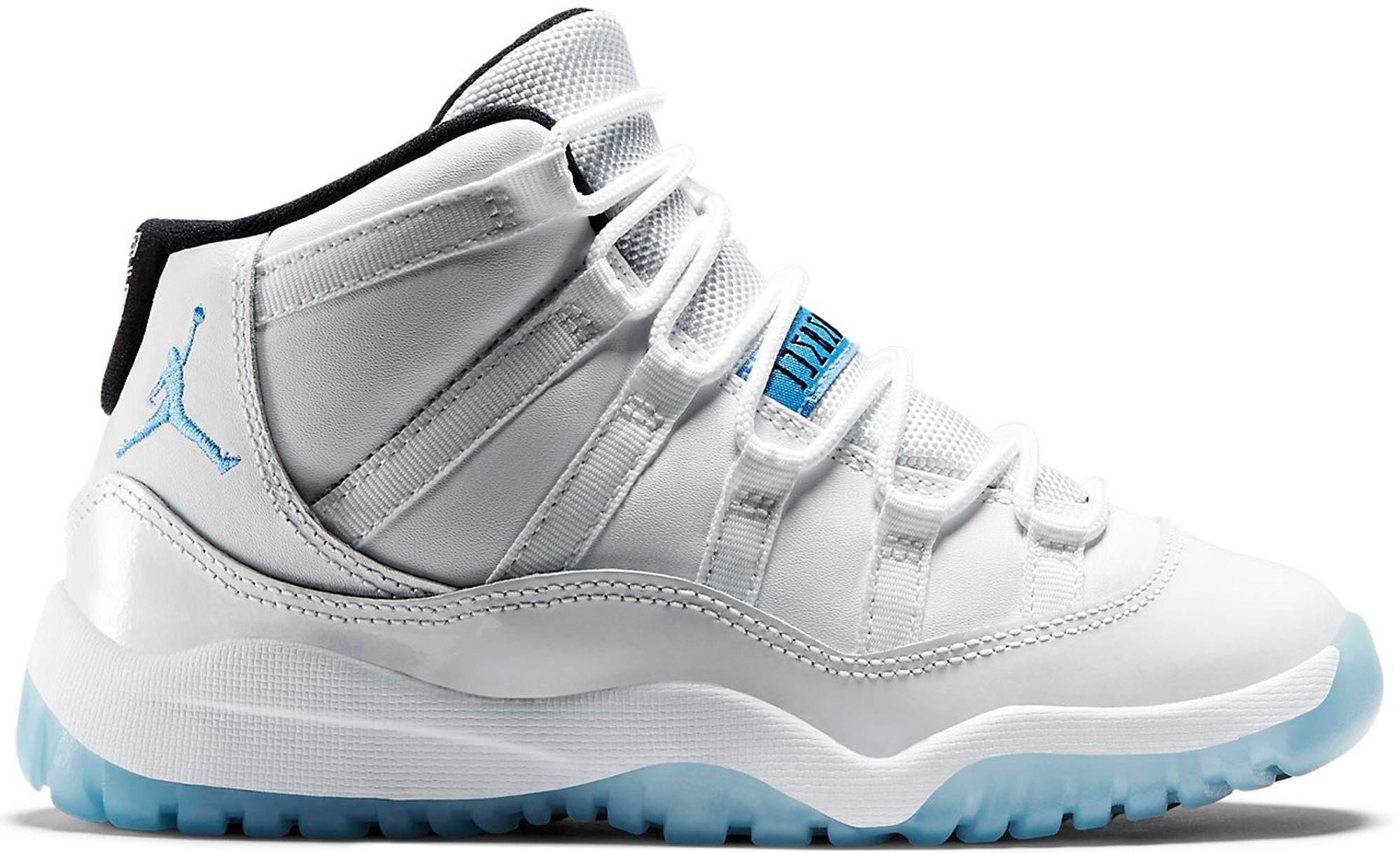 Jordan 11 Retro Legend Blue (PS)