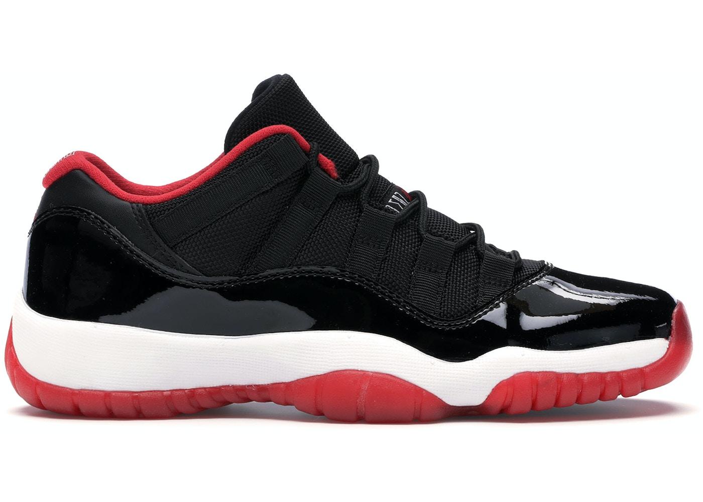 Jordan 11 Retro Low Bred Gs 528896 012