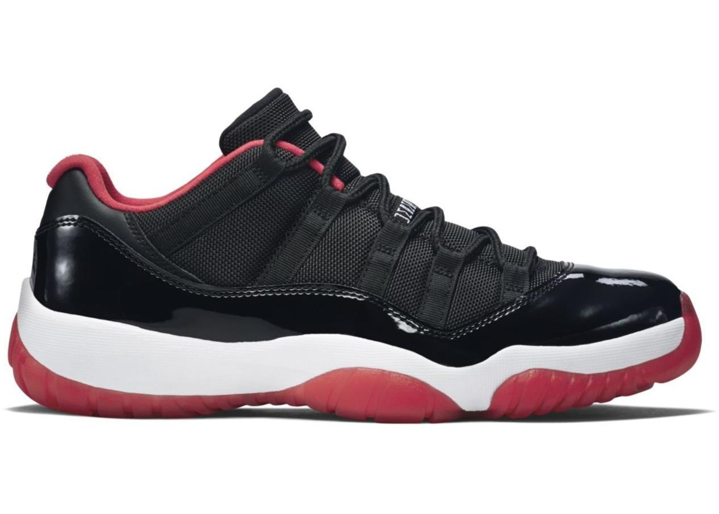 Jordan 11 Retro Low Bred - 528895-012 5bf6a5058e44