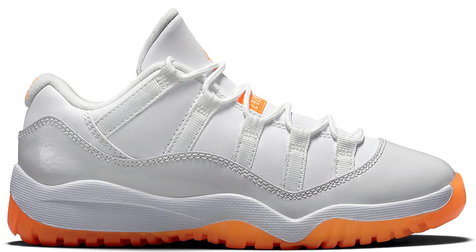 Jordan 11 Retro Low Citrus 2015 (PS