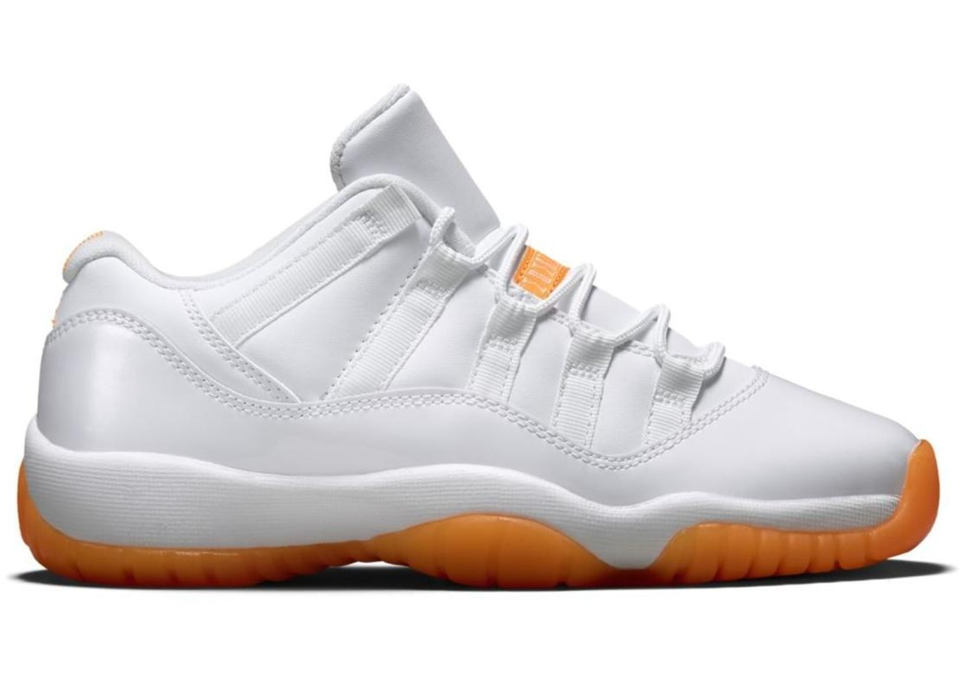 more photos 2fa3e b43e2 Jordan 11 Retro Low Citrus 2015 (GS) - 580521-139