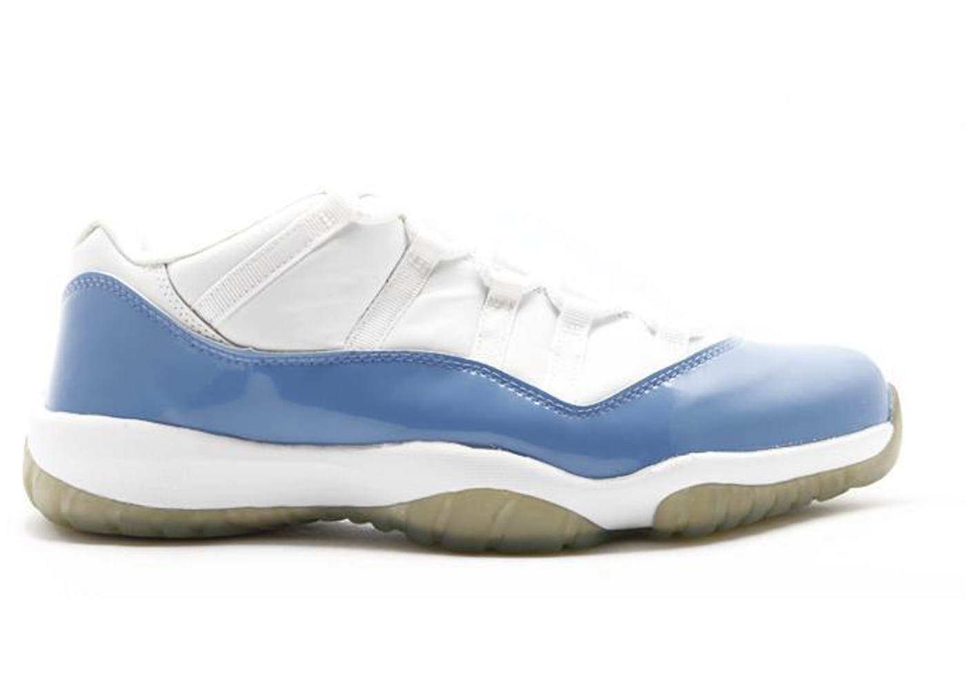 new style 29eac 2dc38 Jordan 11 Retro Low Columbia Blue (2001) - 136053-141