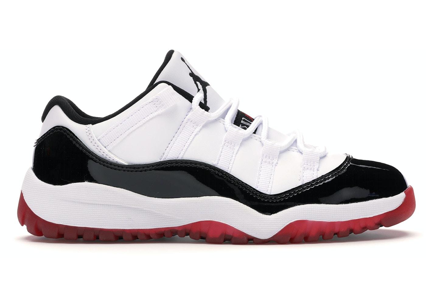Jordan 11 Retro Low Concord Bred Ps 505835 160