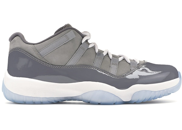 super popular ae648 cedb4 Jordan 11 Retro Low Cool Grey
