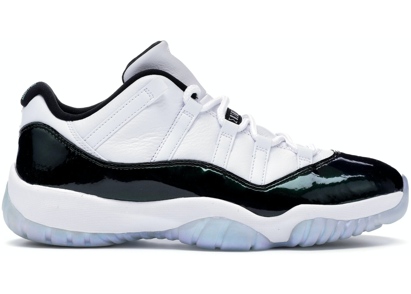 bf4e3873824 Jordan 11 Retro Low Iridescent - 528895-145