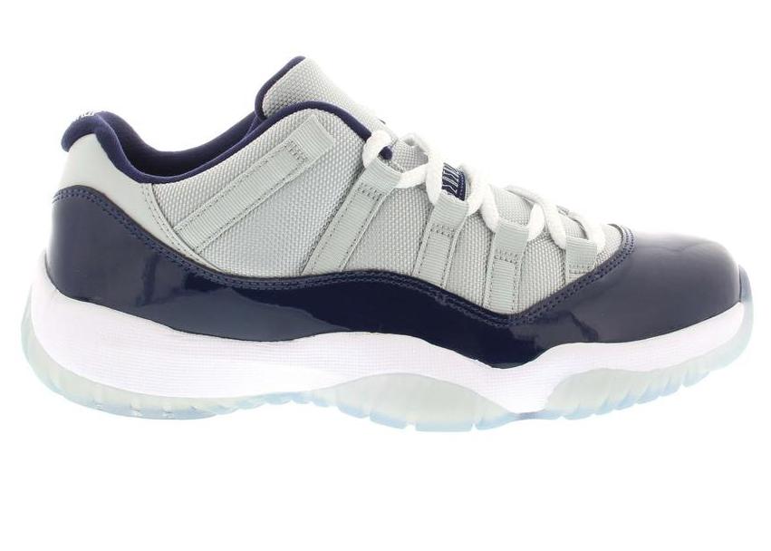 Jordan 11 Retro Low Georgetown - 528895-007
