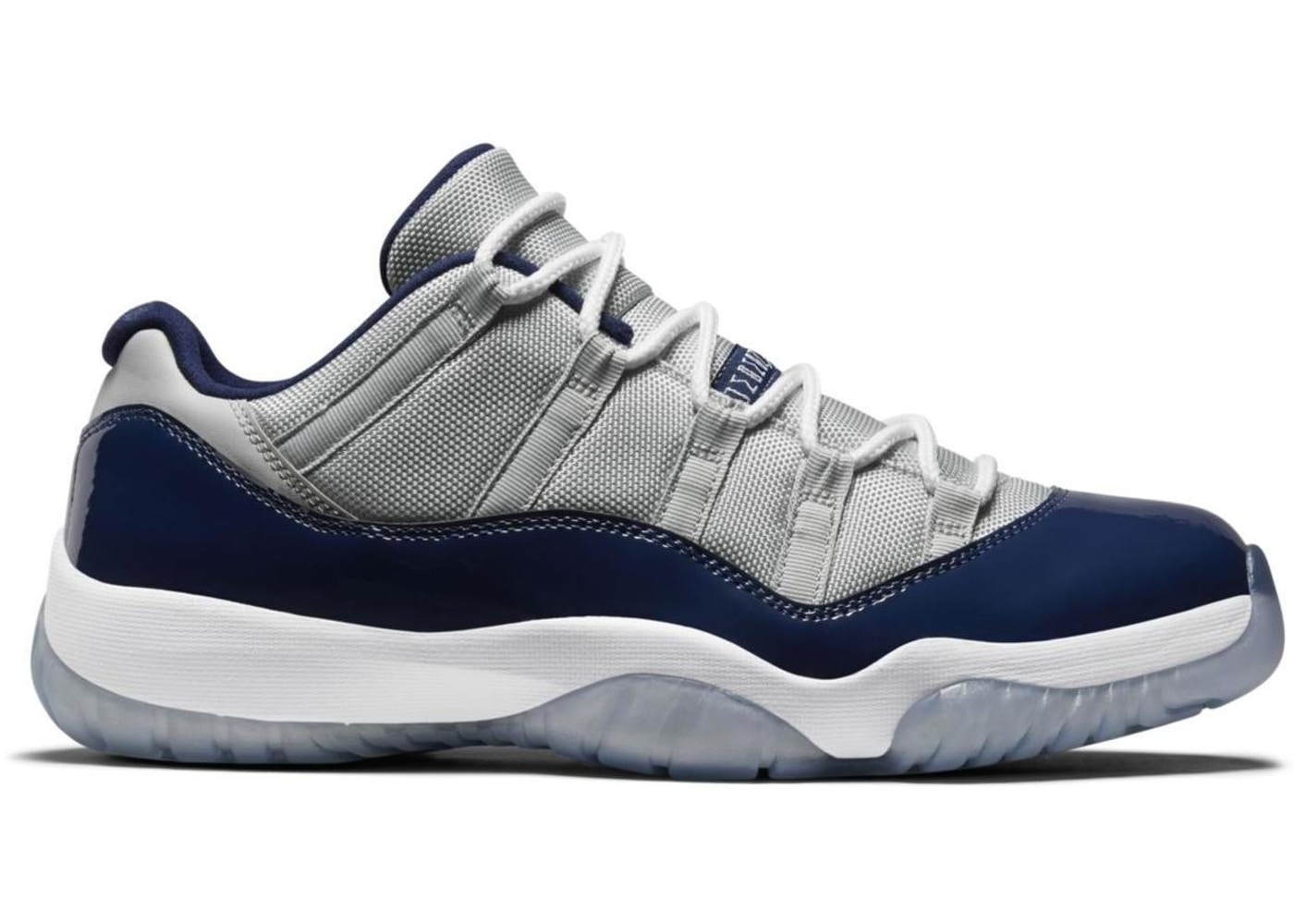 cb8b35b9985 Jordan 11 Retro Low Georgetown - 528895-007