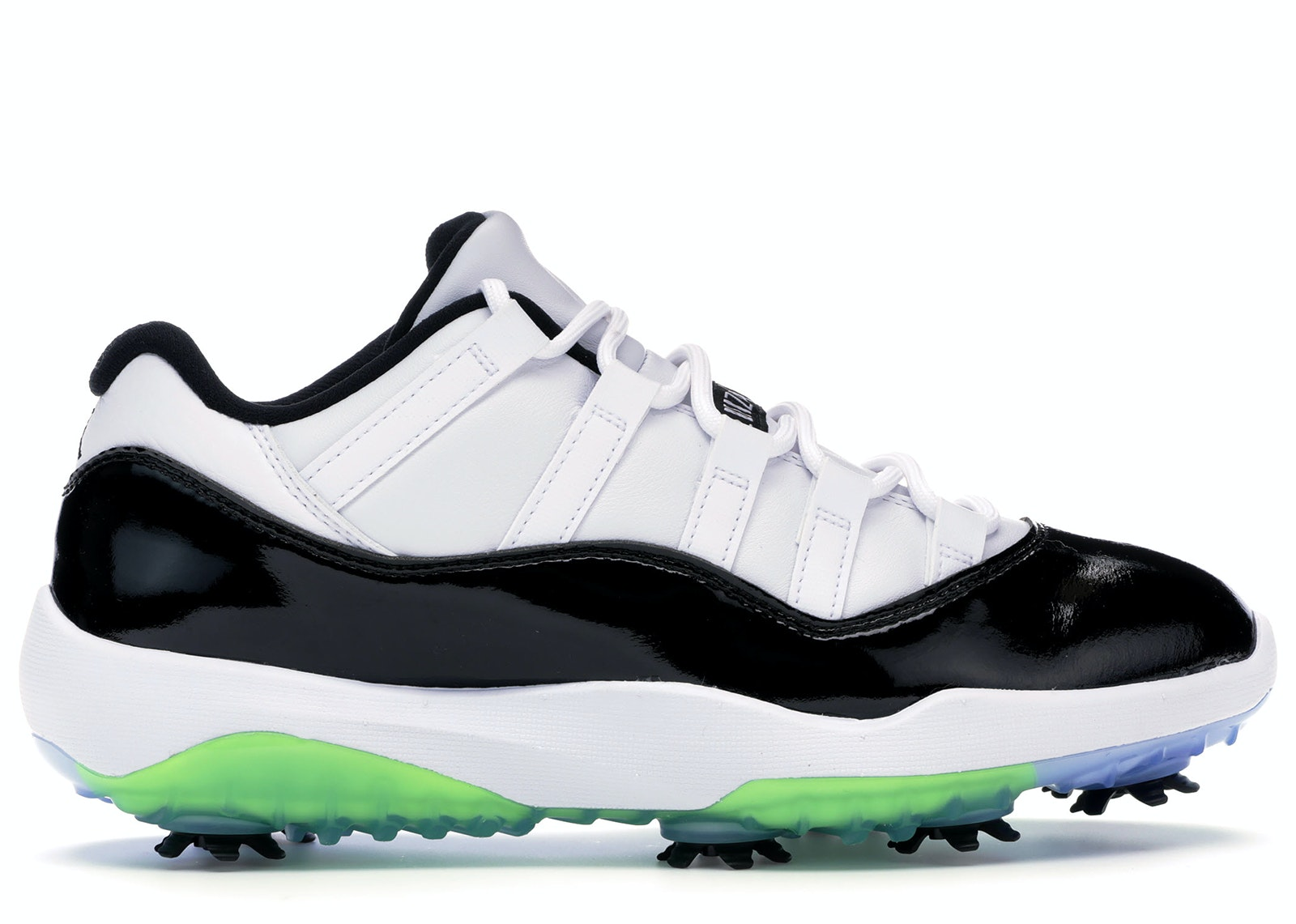 Jordan 11 Retro Low Golf Concord