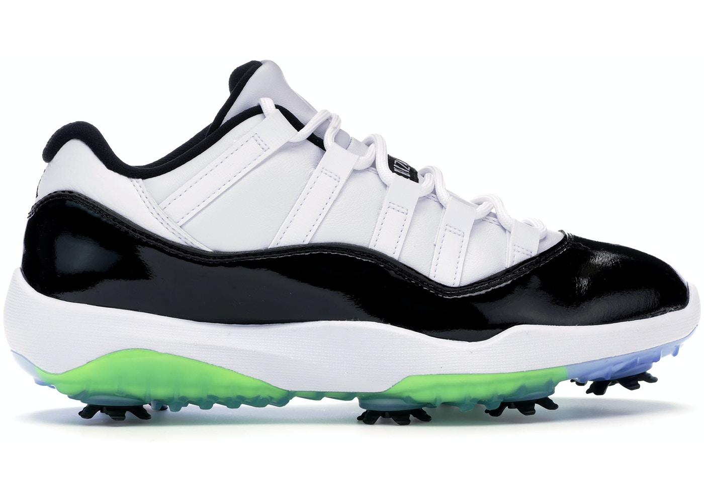 9cabc7b964c Jordan 11 Retro Low Golf Concord - AQ0963-101