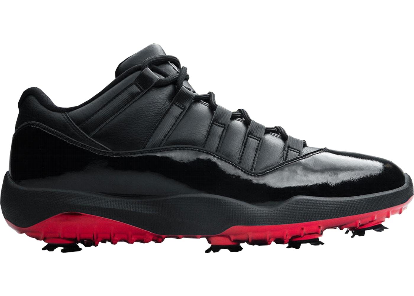 75f9dd2396 Jordan 11 Retro Low Golf Safari Bred - AQ0963-001
