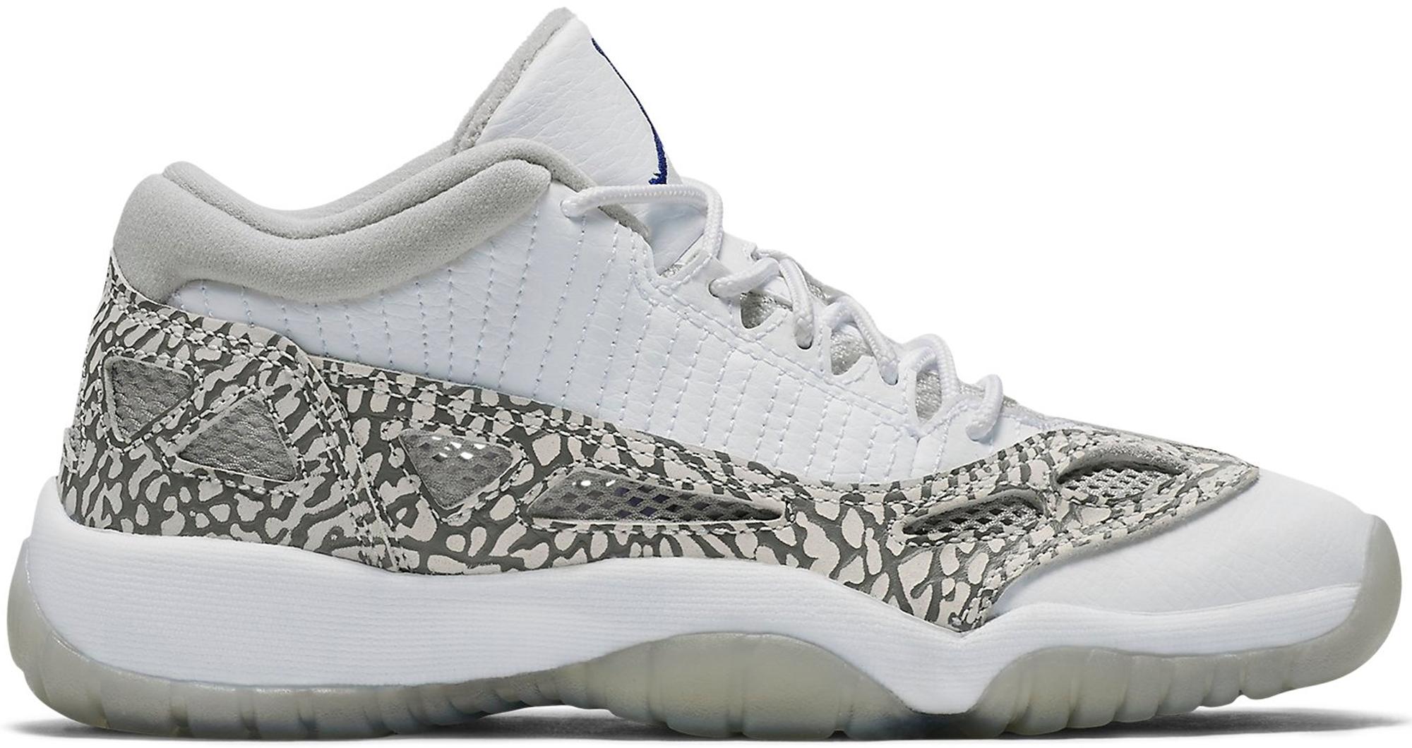 Jordan 11 Retro Low IE Cobalt 2015 (GS