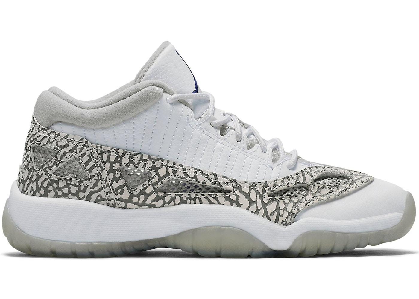 11 Ie Low Cobalt Jordan Retro 2015gs IYEbeWDH92