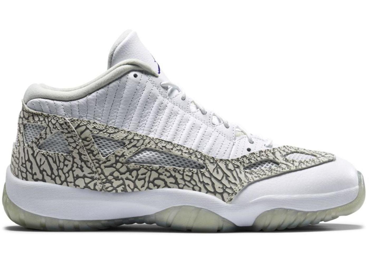 Jordan 11 Retro Low Ie Cobalt 2015 Hypeanalyzer