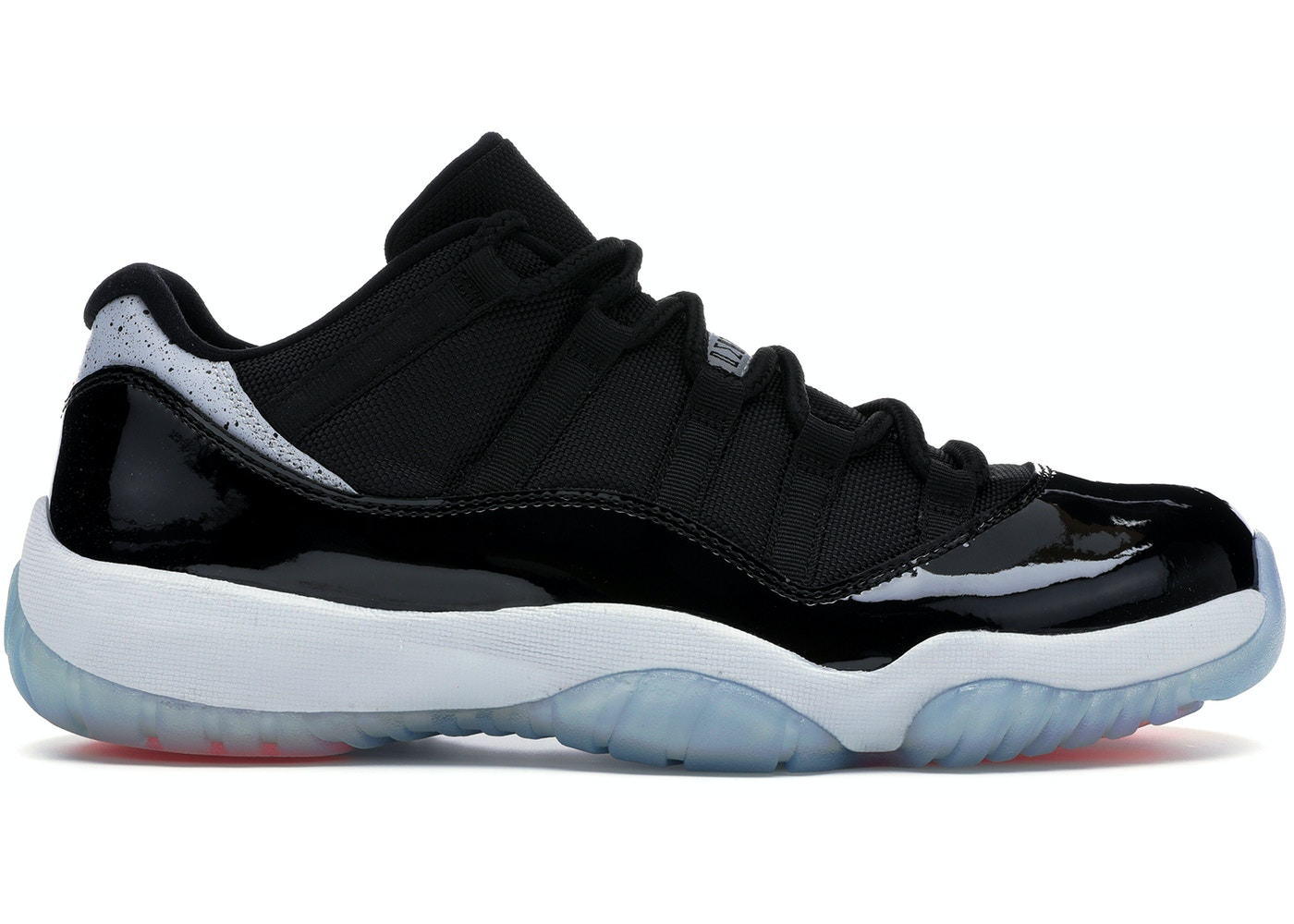 sale retailer bd686 63ee5 Jordan 11 Retro Low Infrared - 528895-023