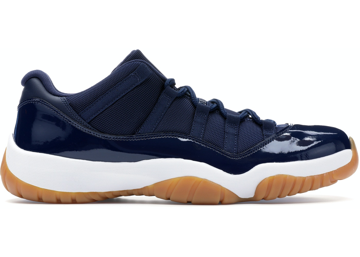 best website 83ff4 1cd7d Jordan 11 Retro Low Midnight Navy - 528895-405